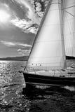 statki żeglując Zdjęcia Royalty Free