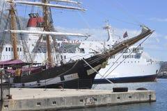 statki Zdjęcie Stock