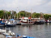Statki i łodzie Obrazy Royalty Free