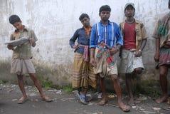 Statku łamanie w Bangladesz Obrazy Stock
