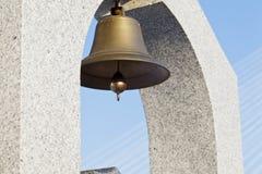 Statku dzwon Zdjęcie Royalty Free