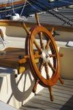 statku koło Zdjęcia Royalty Free