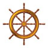 statku koło Obrazy Stock