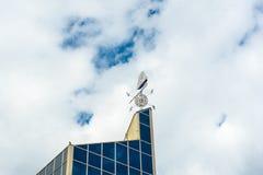 Statku kompas Zdjęcie Royalty Free