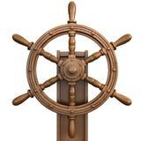 statku koło Obraz Royalty Free