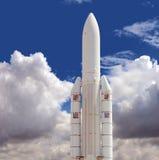 statku kosmicznego. Zdjęcia Stock