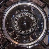 Statku nowożytny kompas zdjęcie stock