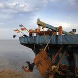 statku stern Obrazy Stock