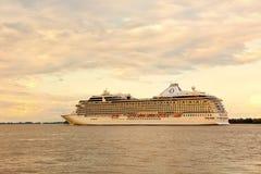 Statku Wycieczkowego Oceania Marina Obraz Royalty Free