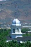 Statlig Kapitolium av Nevada, Carson City Royaltyfri Bild