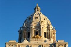 Statlig Kapitoliumkupol Royaltyfri Fotografi