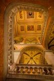 Statlig opera Budapest för ungrare Arkivbild