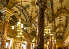 Statlig opera Budapest för ungrare Royaltyfri Fotografi