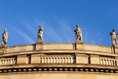 Statlig teater Stuttgart Arkivfoto