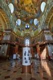 Statliga Hall av det österrikiska nationella arkivet, Wien Royaltyfri Bild