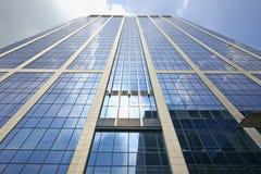 Statligt administrativt torn för belgare Royaltyfria Bilder