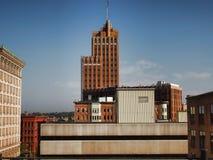 Statligt torn Arkivfoto