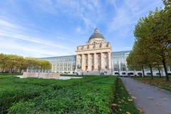 Stato bavarese che costruisce, Monaco di Baviera Fotografia Stock