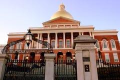 Stato Boston di casa di Massachusetts Immagine Stock Libera da Diritti
