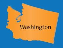 Stato del Washington Fotografia Stock Libera da Diritti