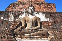 Stato di Buddha al tempio di Famen Fotografie Stock