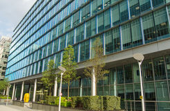 Statoil kontor, Paddington, London Arkivbilder