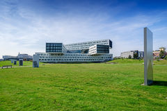 Statoil office building Stock Images