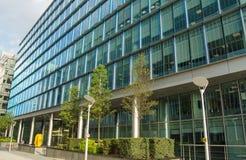Statoilbureaus, Paddington, Londen Stock Afbeeldingen