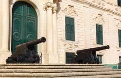 Statsrådsberedningen i Valletta Royaltyfri Foto