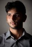 Stattlicher indischer Mann Stockfotos