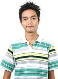 Stattlicher junger asiatischer Kerl 2 stockfotos