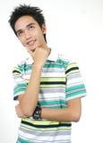 Stattlicher junger asiatischer Kerl 9 stockbilder