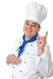 Stattlicher Koch Stockbilder