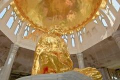 Statu tailandés del monje fotos de archivo libres de regalías
