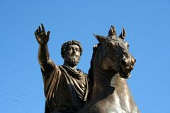 Statua Royalty Free Stock Photos