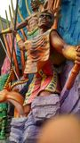 statua al centro commerciale Arta che gading immagine stock libera da diritti