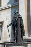 Statua Amerykański prezydent George Washington w Londyn Zdjęcie Royalty Free
