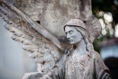 Statua anioł Zdjęcie Stock