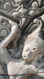 Statua anioł, bogini przy Prasathinphimai w Tajlandia (społeczeństwo Fotografia Royalty Free