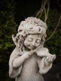 Statua anioł Zdjęcia Stock