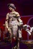 Statua antica del corpo del marmo di età fotografie stock