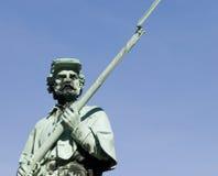 Statua appannata fotografie stock libere da diritti