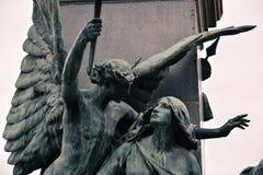 Statua Arad Romania Immagine Stock Libera da Diritti