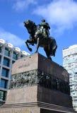Statua Artigas Zdjęcia Stock