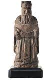 Statua asiatica immagine stock