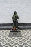 Statua, Azzorre, Portogallo Fotografia Stock