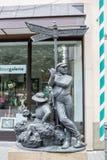 Statua a Berlino Fotografia Stock Libera da Diritti