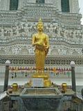 Statua Buddha Fotografia Royalty Free