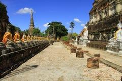 Statua Buddha Obrazy Royalty Free