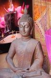 Statua Buddha Fotografia Stock
